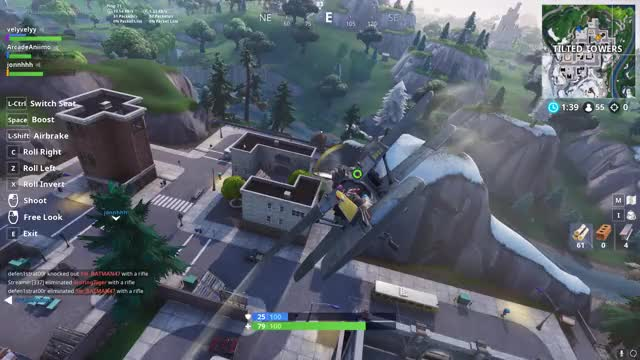 Watch Fortnut 9/11 GIF by hoonns on Gfycat. Discover more FortNite, FortNiteBR GIFs on Gfycat