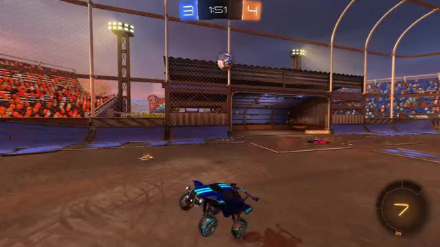 Watch Goal 8: The Demogorgon GIF by Gif Your Game (@gifyourgame) on Gfycat. Discover more Gif Your Game, GifYourGame, Goal, Rocket League, RocketLeague, The Demogorgon GIFs on Gfycat