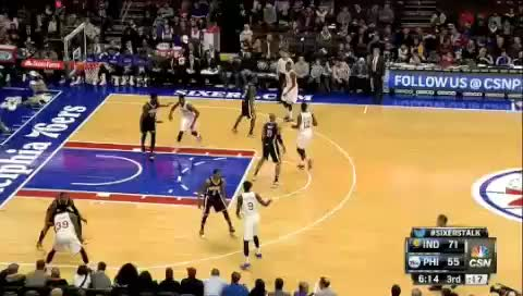 Watch and share Jeramigrant GIFs and Sixers GIFs by drew_schulte on Gfycat
