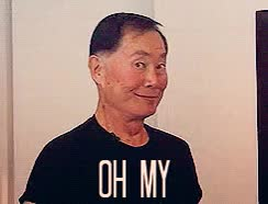 Watch and share George Takei GIFs and Ohhhh GIFs by Reactions on Gfycat