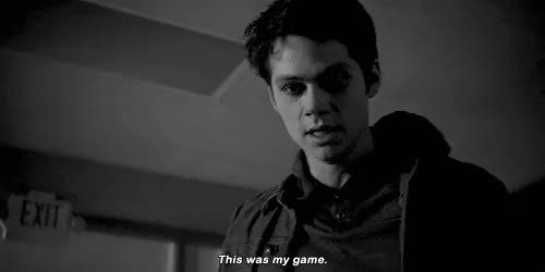 Watch and share Void Stiles Imagine GIFs and Teen Wolf Imagine GIFs on Gfycat