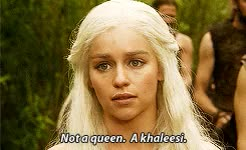 Watch and share Daenerys Stormborn GIFs and Daenerys Targaryen GIFs on Gfycat