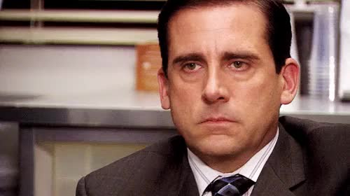 Watch not amused GIF by @carpetlaundrybasket on Gfycat. Discover more steve carell GIFs on Gfycat
