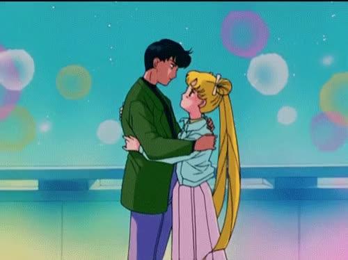 Watch and share Sailor Moon GIFs by kawaiistarfairy on Gfycat