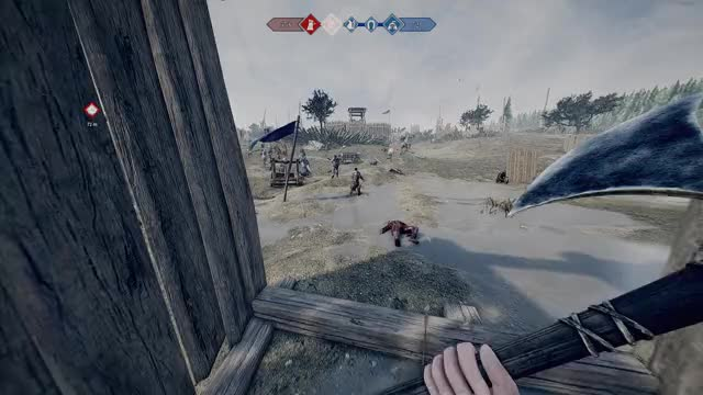 Watch and share Mordhau GIFs by runept on Gfycat