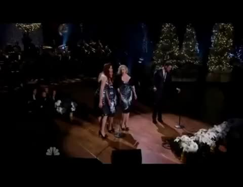 Watch Michael Bublé & The Puppini Sisters - Jingle Bells GIF on Gfycat. Discover more related GIFs on Gfycat
