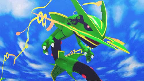 Watch Pokemon hail GIF on Gfycat. Discover more *, pokegraphic, rayquaza GIFs on Gfycat