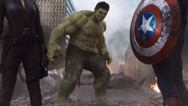 codcompetitive, The Hulk taking care of bidness. (reddit) GIFs