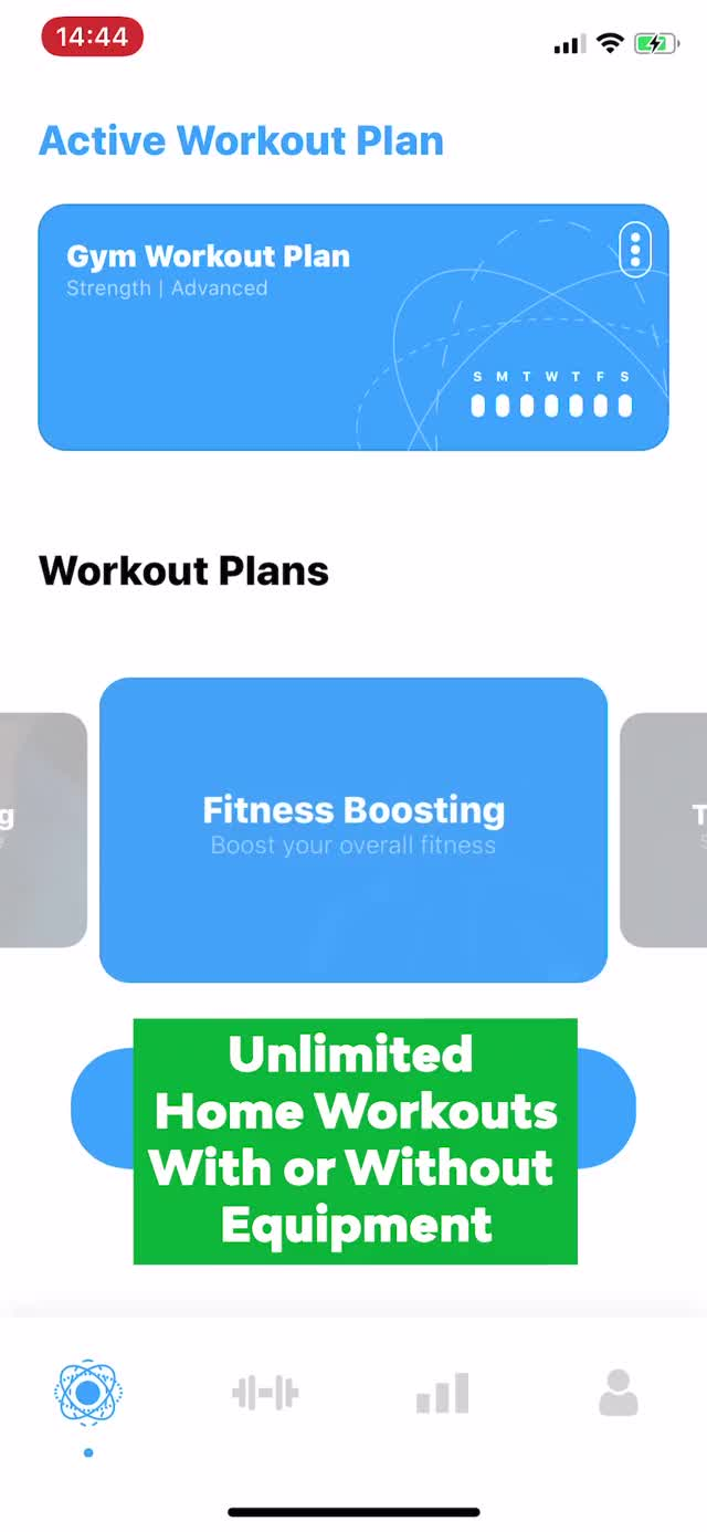 Watch and share Health And Fitness GIFs and Home Workout App GIFs by GymStreak on Gfycat