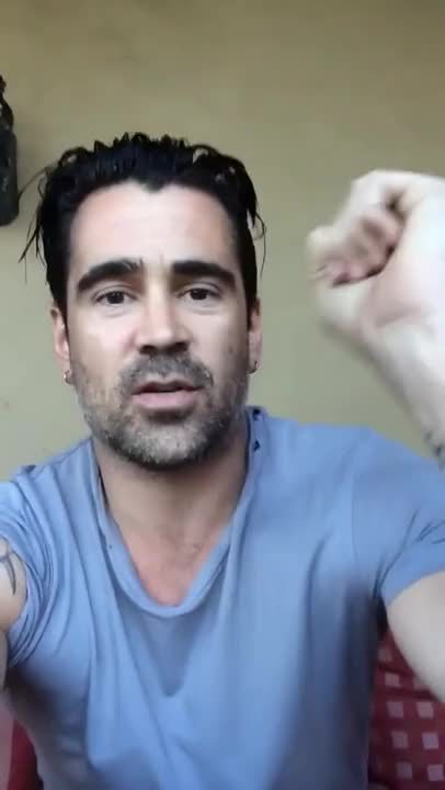 Watch colin1 GIF on Gfycat. Discover more Colin, Farrell, actor, celebs, colin farrell, listowel GIFs on Gfycat