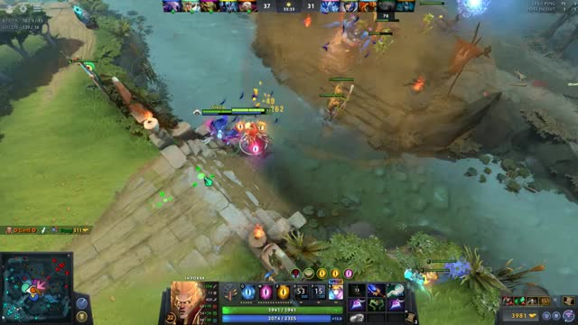 Watch Check out my video! Dota 2 | Captured by Overwolf GIF by Overwolf (@overwolf) on Gfycat. Discover more Dota 2, Double-kill, Gaming, Invoker, Kill, Overwolf, Win GIFs on Gfycat