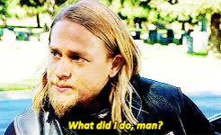 Watch and share Jax Teller GIFs and Season 3 GIFs on Gfycat