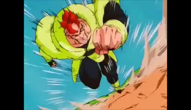 Watch and share Dragonball Z Capitulo 152 Cell Absorbe Al Androide No.17 GIFs on Gfycat