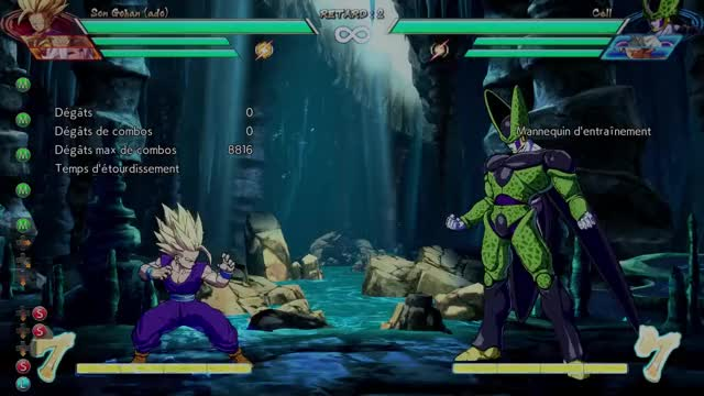 Watch and share Dragonball Fighterz GIFs and Dbfz GIFs on Gfycat