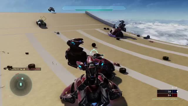 Watch and share PsycMkVII Halo5Guardians 20190616 05-06-03 GIFs on Gfycat