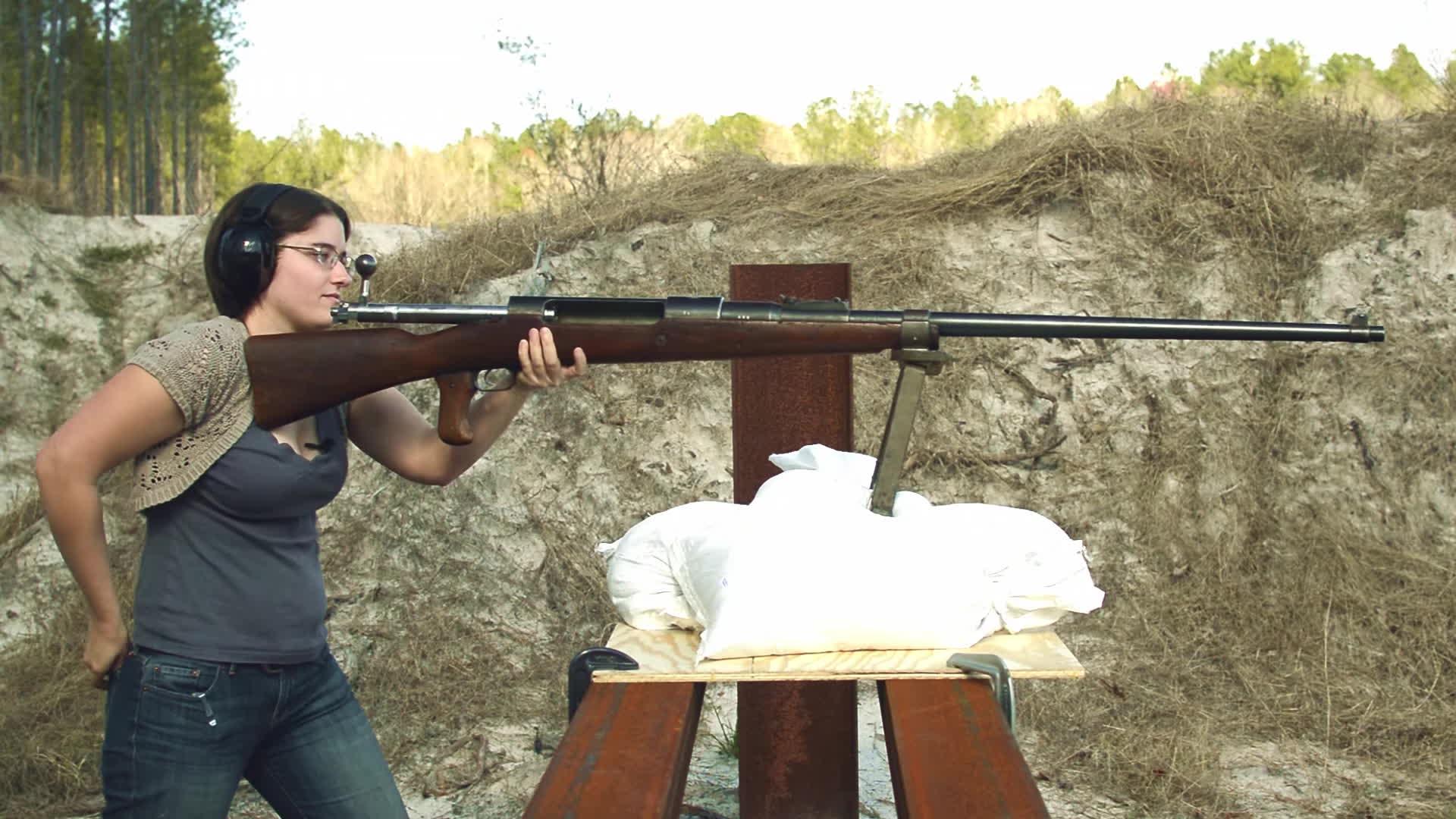 firearms, guns, wwi, T-Gewehr Preview GIFs