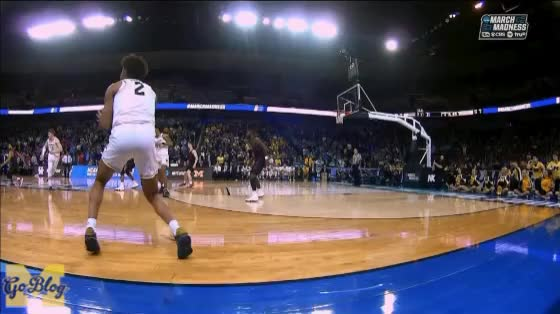 Watch and share Jordan Poole GIFs and Celebration GIFs by MGoBlog on Gfycat