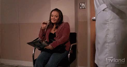 Watch and share Leah Remini GIFs and Goodbye GIFs on Gfycat