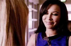 Watch A Naya/Brittana fan blog w/other funny things too. GIF on Gfycat. Discover more brittana, brittana kisses, gifs not mine, glee 6x06, i love these two GIFs on Gfycat