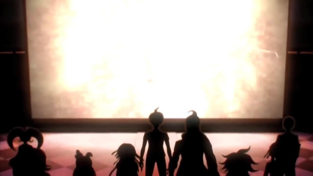 danganronpa, rpg, video game, Danganronpa 2: Goodbye Despair Trailer GIFs