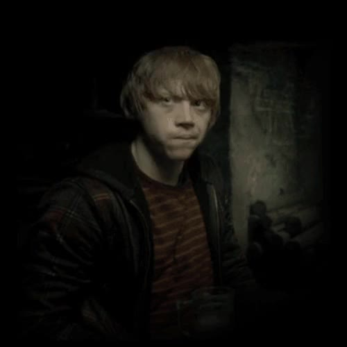 Watch and share Ron Ronald Weasley GIFs on Gfycat