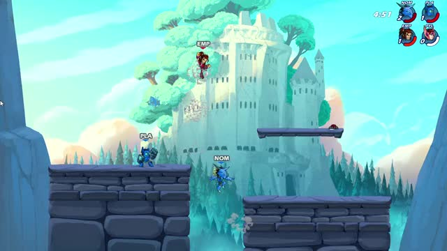 Watch and share Brawlhalla GIFs and Bombhalla GIFs by Player1red on Gfycat