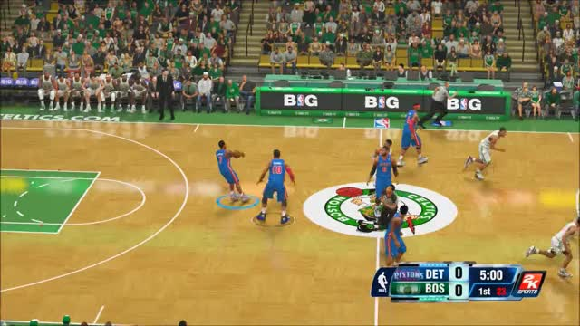 Watch and share Nba 2k14 GIFs and Ps4 GIFs by strawberryshortcake on Gfycat