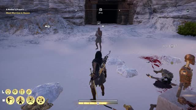 Watch and share Assassin's Creed Odyssey 2018.11.16 - 11.04.24.01 GIFs on Gfycat