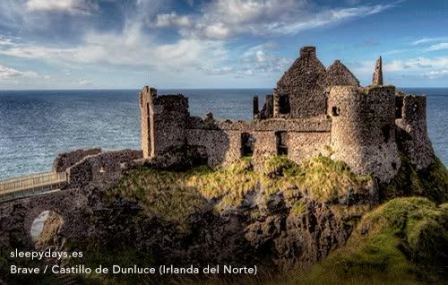 Watch Brave GIF by @sr_sleepless on Gfycat. Discover more castle, disney, ireland GIFs on Gfycat