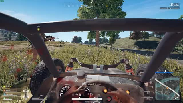Watch and share Vlc-record-2018-01-13-22h45m27s-PLAYERUNKNOWN GIFs on Gfycat