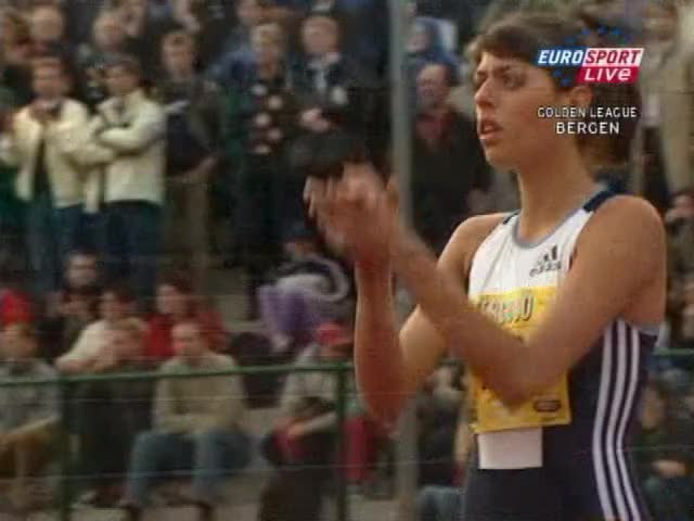 Watch Blanka Vlasic - Bergen (2004) GIF on Gfycat. Discover more related GIFs on Gfycat