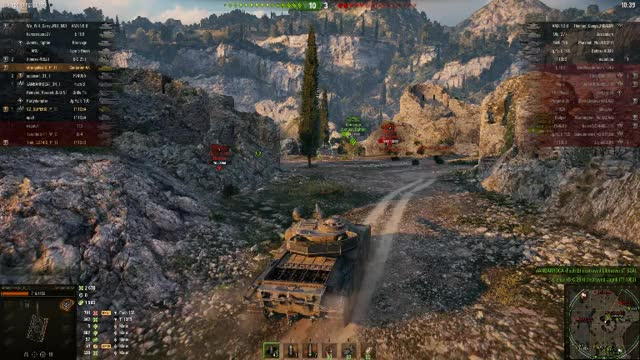 Watch Check out my video! WoT | Captured by Overwolf GIF by Overwolf (@overwolf) on Gfycat. Discover more Death, Kill, Overwolf, WoT GIFs on Gfycat
