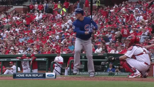 Watch Anthony Rizzo stride GIF on Gfycat. Discover more related GIFs on Gfycat