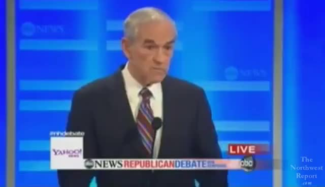 Watch Ron Paul Death Stare GIF on Gfycat. Discover more Ron paul death stare GIFs on Gfycat