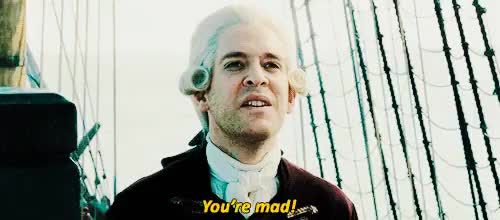Watch and share Tom Hollander GIFs and Jack Sparrow GIFs on Gfycat