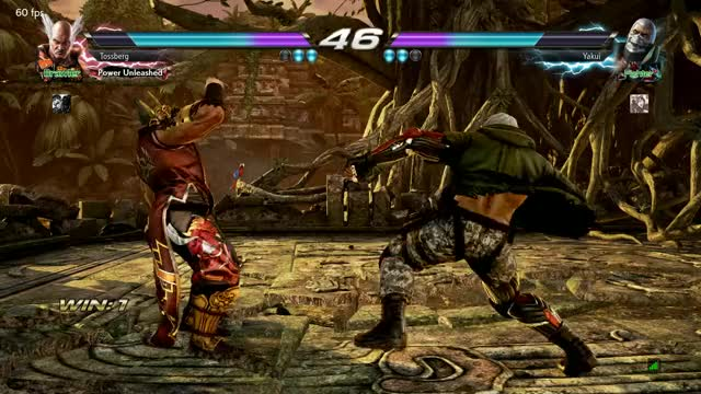 Watch and share Tekken GIFs by tossberg on Gfycat