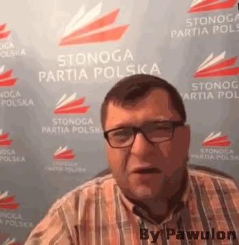 Watch Stonoga obraża Wykopków GIF by @pawulon on Gfycat. Discover more stonoga, wykop GIFs on Gfycat