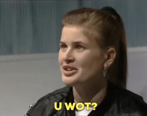 Watch and share Sylvester Mccoy GIFs and Sophie Aldred GIFs by ninjyte on Gfycat