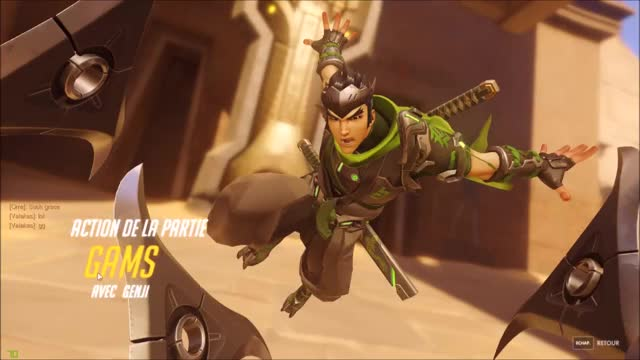 Watch and share Overwatch GIFs and 4kill GIFs by gamix91 on Gfycat