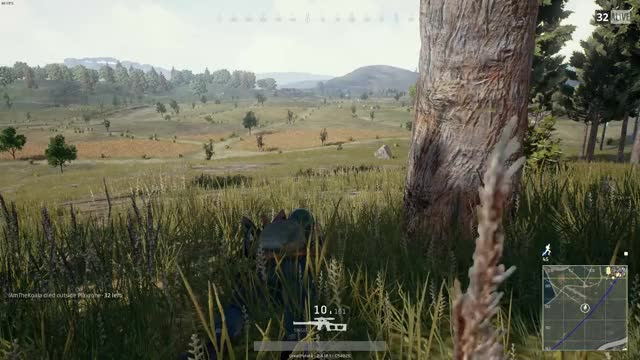 Watch and share PLAYERUNKNOWN'S BATTLEGROUNDS  7_12_2017 3_14_15 PM GIFs on Gfycat