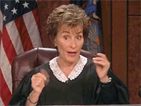 Watch this judge judy GIF on Gfycat. Discover more celebs, judge judy, judith sheindlin, judy sheindlin, tv court GIFs on Gfycat