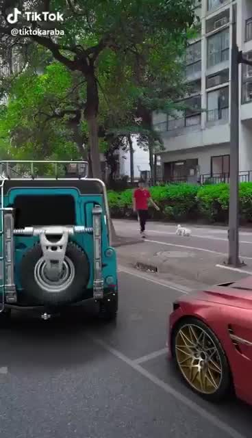 madchadd, Spare wheel for parking GIFs