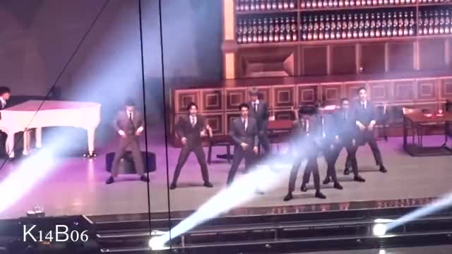 Watch and share 171124 EXO 엑소 - Call Me Baby + 너의 손짓 Touch It + 소름 Chill- EXO PLANET #4 - The ElyXiOn In Seoul [직캠] GIFs by Koreaboo on Gfycat