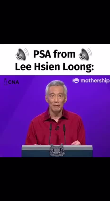 Watch and share Lee Hsien Loong GIFs and Fake News GIFs on Gfycat