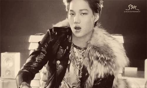 Watch EXO Kai sexy gif GIF on Gfycat. Discover more exo, kai GIFs on Gfycat