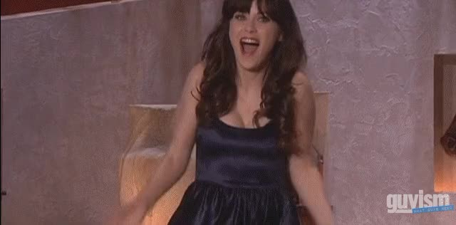 Watch zoe deschanel GIF on Gfycat. Discover more related GIFs on Gfycat