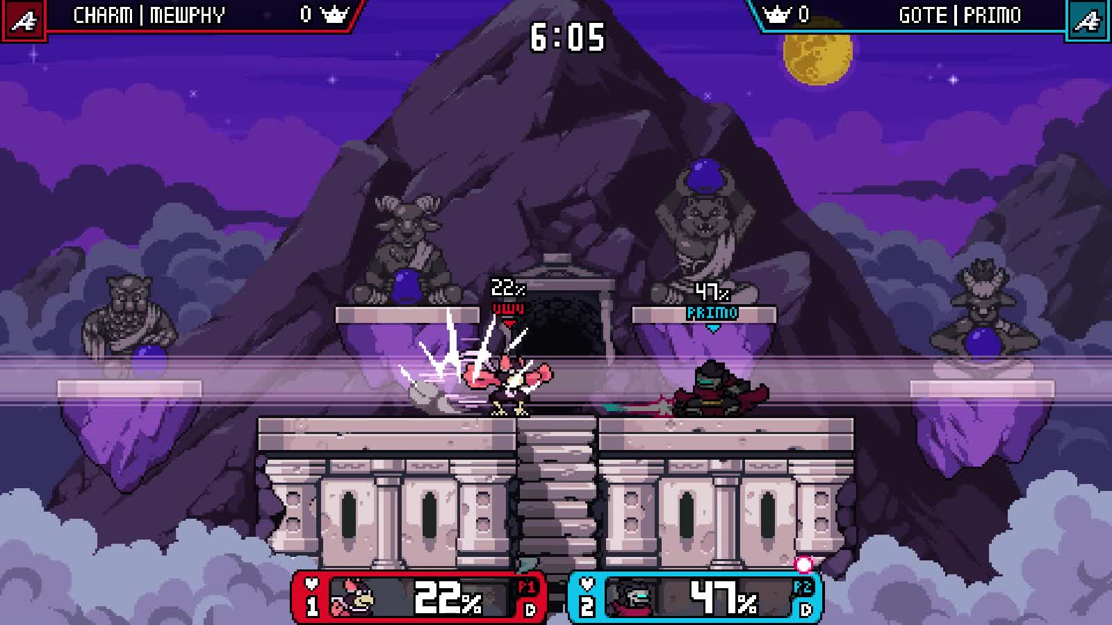 rivalsofaether, birb GIFs