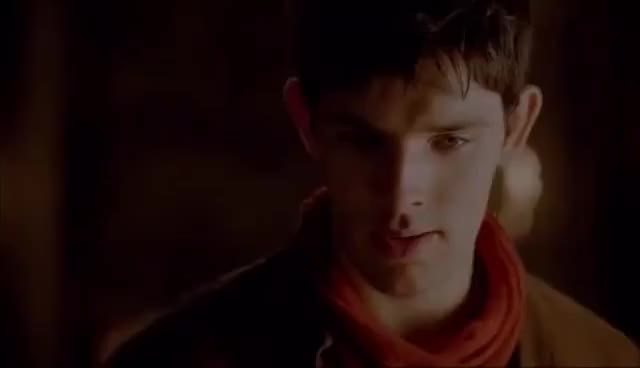 """Watch Merlin 5x01 """"Arthur's Bane - part 1"""" Merlin Juggles GIF on Gfycat. Discover more related GIFs on Gfycat"""