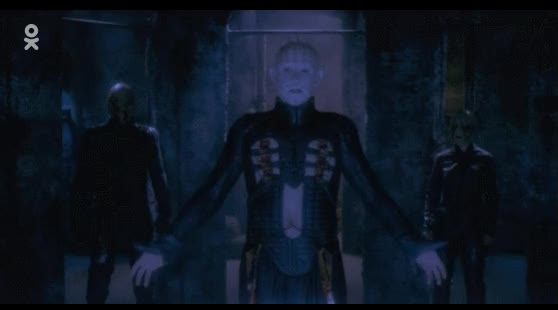 Watch Pinhead, chain 17 GIF by Qawsedf234 (@qawsedf234) on Gfycat. Discover more respectthreads GIFs on Gfycat