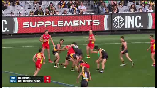 Watch and share Dustin Martin Marathon GIFs on Gfycat
